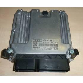 Calculateur moteur Audi A6 3L V6 TDI ref 4F0907401B / 4F0910402H / 4F0910402N / 4F0910402NX / Ref Bosch 0281012270