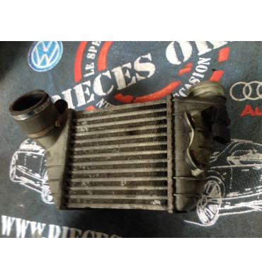 Radiateur d'air de suralimentation intercooler turbo pour Audi TT 1L8 turbo 180 cv ref 8N0145803A / 8N0145803C / 8N0145803D