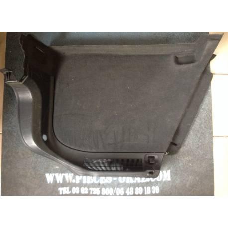 Revêtement de coffre arrière passager pour Audi A3 8P ref 8P3863880H 87A / 8P3863880M / 8P3863880AL / 8P3863880AQ 9BT
