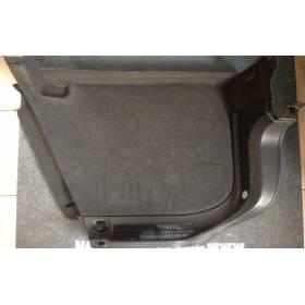 Revêtement de coffre arrière conducteur pour Audi A3 8P ref 8P3863879H 87A / 8P3863879AF 9BT