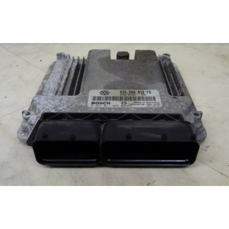 Calculateur moteur pour VW Golf 5 1L9 TDI 90 cv BRU ref 03G906016FS / Ref Bosch 0281011955 / 0 281 011 955