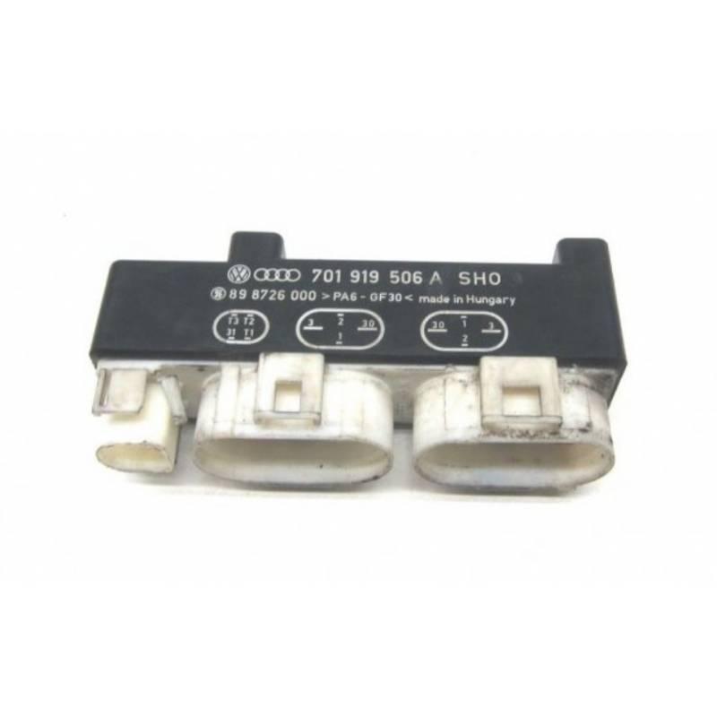 relais calculateur pour ventilateur du radiateur vw