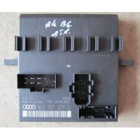 Organe de commande de réseau de bord pour Audi A4 ref 8E0907279 / 8E0907279A / 8E0907279CC / 8E0907279D