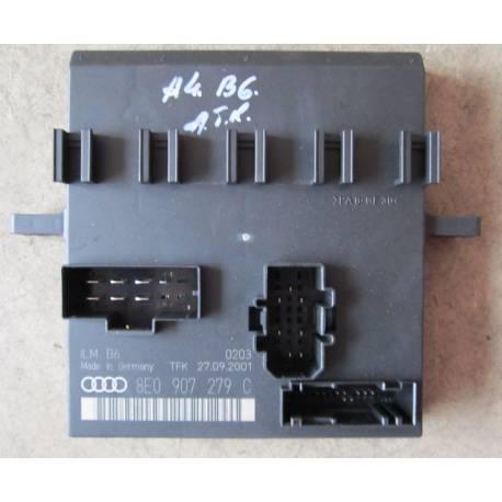Organe de commande de réseau de bord pour Audi A4 ref 8E0907279 / 8E0907279A / 8E0907279C / 8E0907279D