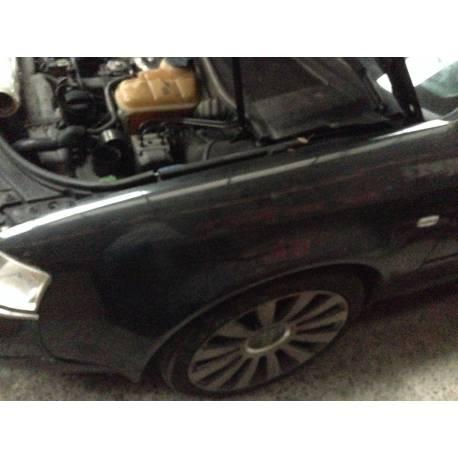 Aile avant conducteur coloris noir LZ9U pour Audi A6 type 4B