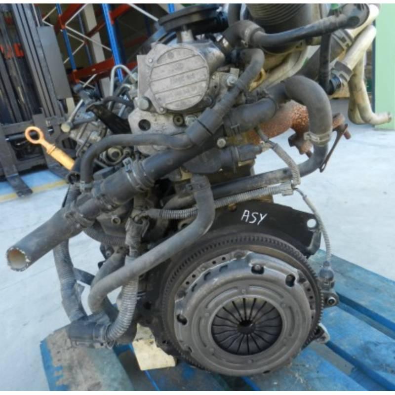 moteur 1 9 sdi type asy 64 cv pour vw polo  fox  skoda