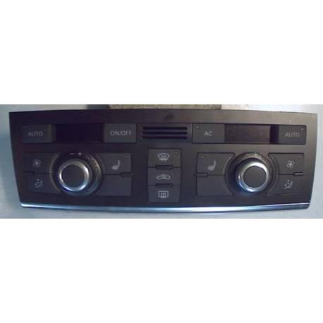 Unité de commande d'affichage pour climatiseur / Climatronic pour Audi A6 4F ref 4F1820043AL / 4F1820043AL H77