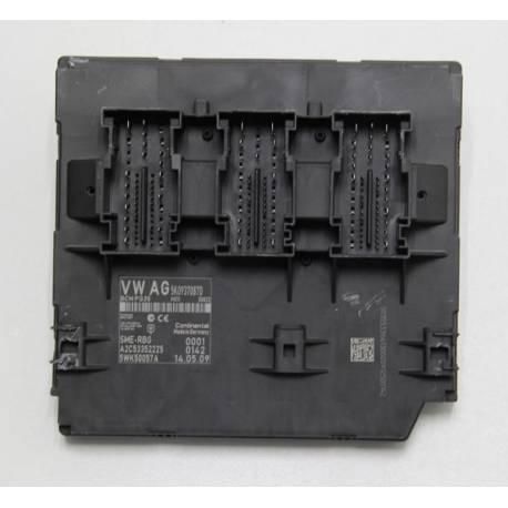 Calculateur BCM pour système confort et réseau de bord ref 5K0937087D Z5U / 5K0937087D Z7A