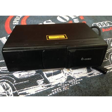 Chargeur cd pour Audi A3 / A4 / A6 ref 4B0035111 / 4B0035111A
