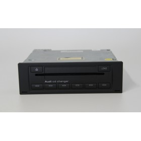 Chargeur cd pour Audi A3 / A4 / TT / R8 ref 8E0035111D / 8E0057111D / 8E0057111DX