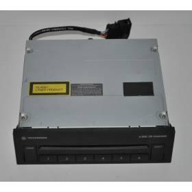 Chargeur cd pour VW Golf / Passat / New Beetle / Polo ref 1K0035110 / 1K0035110A / 1K0035110X / 1K0035110 X