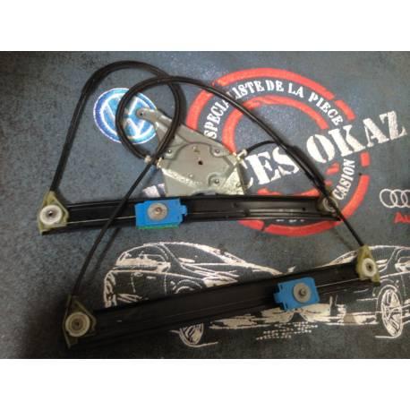 Mécanisme de lève-vitre avant conducteur pour Audi A3 8L ref 8L3837461