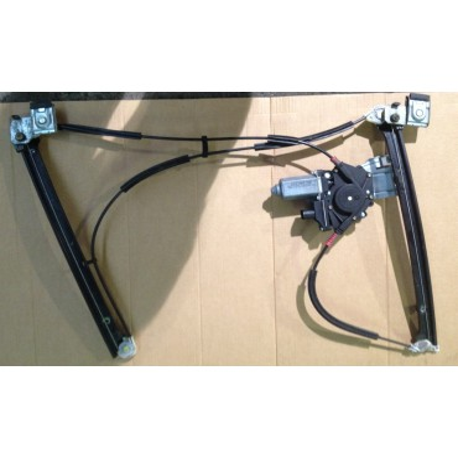 Mécanisme lève-vitre passager + Moteur pour VW Polo 6N 3 portes ref 6N3837462D /  6N3998802C / 6N3998802D / Ref Valeo 850457