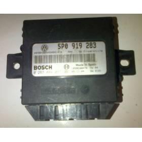 Calculateur d'aide au stationnement pour ref 5P0919283 / Ref Bosch 0261004087