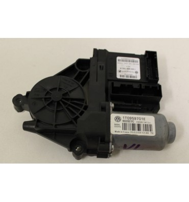 Motor of front window winder driver side for VW Touran / Caddy / Skoda Octavia ref 1T0959701E / 1K0959793K