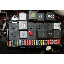 DIAGNOSIS INTERFACE FOR DATA BUS GATEWAY / ONBOARD SUPPLY CONTROL UNIT / RELAY / CONTROL UNIT BCM
