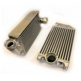 - CHARGE AIR COOLER / TURBO INTERCOOLER RADIATOR