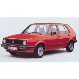 GOLF 2 Type 191 de 08/1983 jusque 07/1992