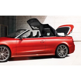 CONVERTIBLE TOP / COVER / SOFT TOP HEADLINER / RETAINING STRIP / ROOF FRAME