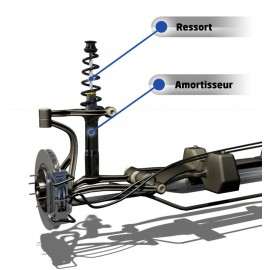 - SUSPENSION SHOCK