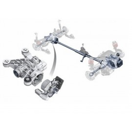 FINAL DRIVE / TRANSFER BOX / TRANSMISSION / COMPLETE ANGLED DRIVE / HALDEX / REAR AXLE IFFERENTIAL