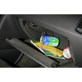 GLOVE COMPARTMENT /  STOWAGE COMPARTMENT / CENTRE CONSOLE