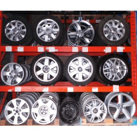 ALUMINIUM RIM / ALLOY WHEEL