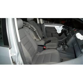 Siège intérieur passager pour VW touran avec module de sac gonflable ref 1T0880242 / 1T0880242A / 1T0880242D / 1T0880242F