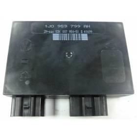 Boitier confort / Commande centralisée pour système confort ref 1J0959799AH / 1JO959799AH / 1JM990799A / 1JM907231 / 1JM907234