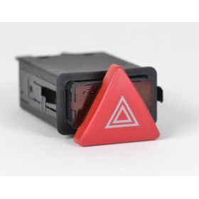Bouton commodo de feux de détresse warning AUDI A3 8L phase 2 ref 8L0941509L / 8L0941509P