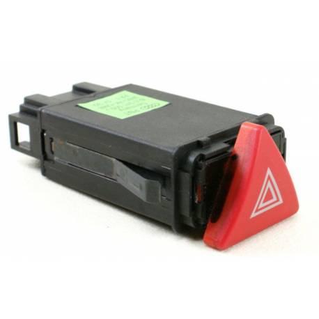 Bouton commodo de feux de détresse warning AUDI A3 8L phase 1 ref 8L0941509J / 8L0941509N