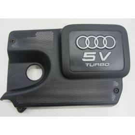 Cache tubulure pour Audi TT 1L8 Turbo ref 06A103724G / 06A103724AD