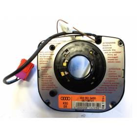 Bague de rappel pour angle de braquage capteur G85 ref 4D0951543D