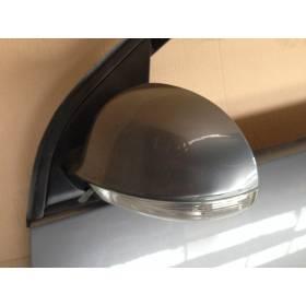 Rétroviseur conducteur pour VW Golf 5 coloris gris titane / United grey code peinture LA7T