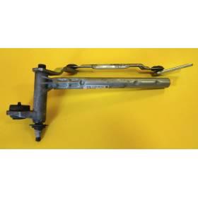 Tringlerie d'essuie-glace avant sans moteur pour Seat Leon 2 ref 1P0955023C