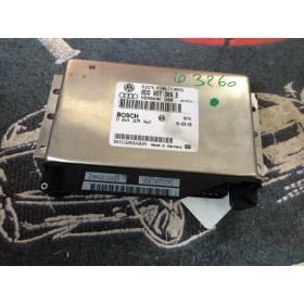 Calculateur pour électronique programme de stabilisation ESP pour Audi A4 / A6 / VW Passat ref 8D0907389E / Ref Bosch 0265109462