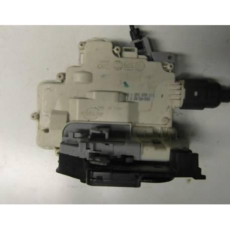 Serrure module de centralisation arrière passager ref 1P0839016 pour Seat Leon 2