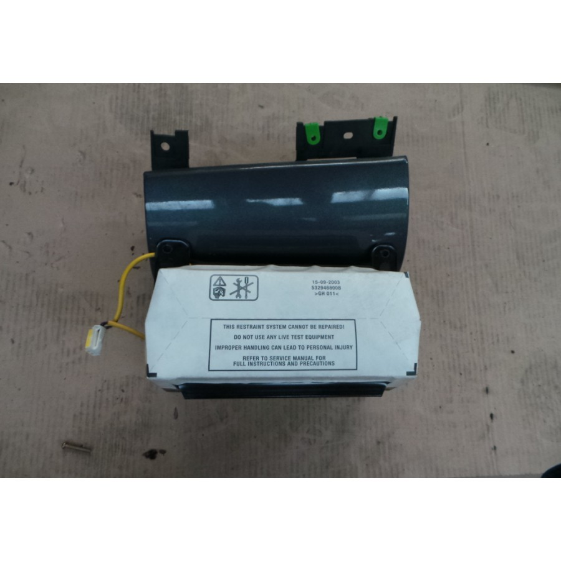 module d u0026 39 airbag passager  sac gonflable pour mini cooper