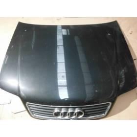 Capot moteur pour Audi A6 coloris noir LZ9W ref 4B1823029B