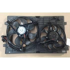 Façade avec ventilateurs pour VW / Audi / Seat 1L9 TDI 150 cv / V5 / V6 ref 1J0959455R / 1J0959455S