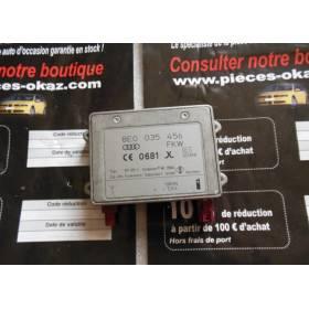 Amplificateur pour Audi ref 8E0035456 / 8E0035456A / 8E0035456B / 8E0035456C / 8E0035456D
