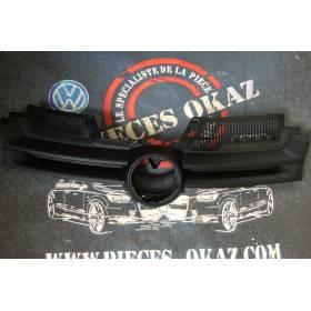 Calandre pour VW Golf 5 à repeindre ref 1K0853651 / 1K0853651A GRU