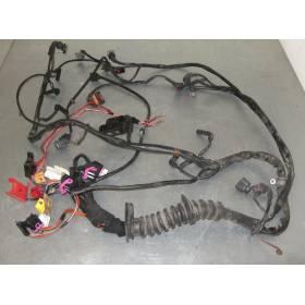 Faisceau / Câblage de compartiment moteur pour Audi A6 2L5 V6 TDI AFB 150 cv boite automatique ref 4B1971072T