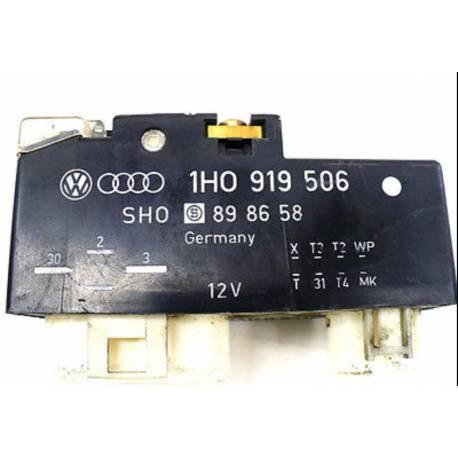 Relais calculateur pour ventilateur du radiateur ref 1H0919506A / 1H0919506 / 1H0919506B / 1H0919506