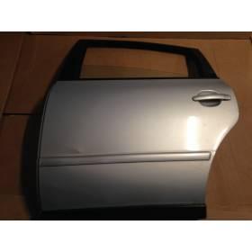 Porte arrière conducteur pour VW Passat 3B coloris gris LB7Z ref 3B5833051