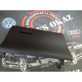 Boite à gants coloris noir pour Seat Ibiza / Cordoba 6L ref 6L1857103 / 6L1857121D 4W4
