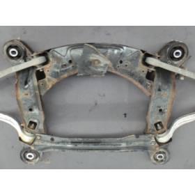 Berceau / Cadre auxiliaire avec jambe de force pour Audi A6 4F ref 4F0399313AD