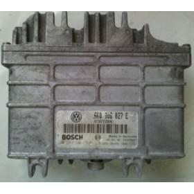 Calculateur moteur pour VW / Seat 1L4 ref 6K0906027E / 6K0997027AX / Ref Bosch 0261204593