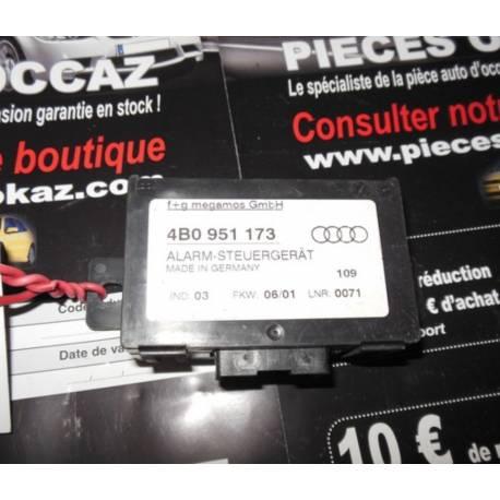 Calculateur pour détecteur de mouvement pour Audi ref 4B0951173
