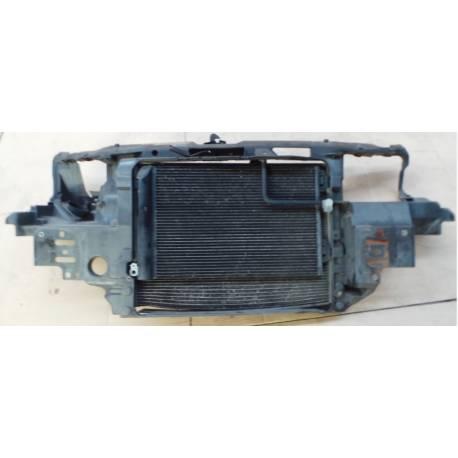 Façade avant support porte radiateurs / support de fermeture pour VW Sharan 2 / Seat Alhambra ref 7M3805598R / 7M3805594BD